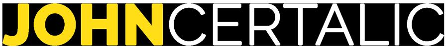 John Certalic Logo